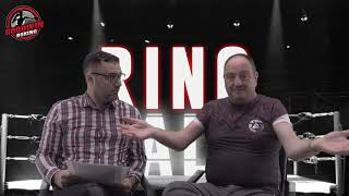 RING TALK - EPISODE 39 - GOODWIN BOXING - 24th October 2018