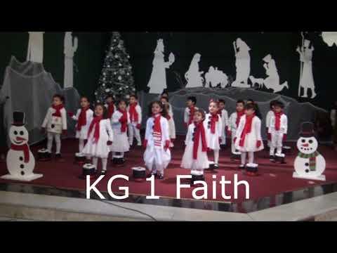 ASIA Christmas Program Day 1