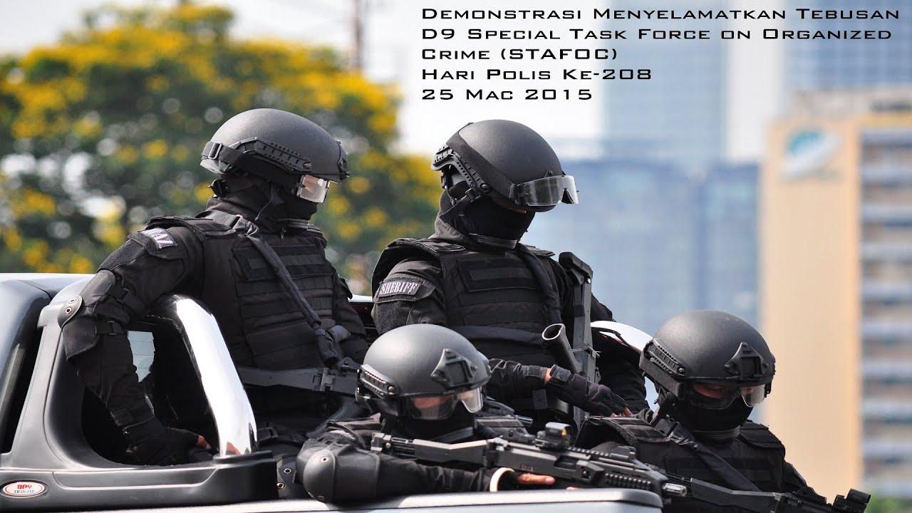 Hari Polis Ke 208 Demonstrasi Stafoc Menyelamatkan