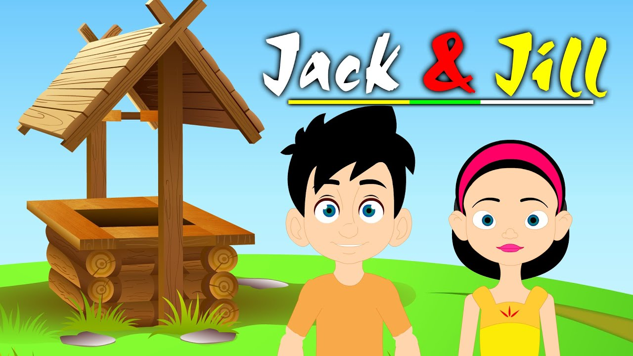 jack and jill went up the hill clipart wwwpixsharkcom