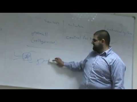 Mechatronics Lecture #2 (part 2) {IN ARABIC}