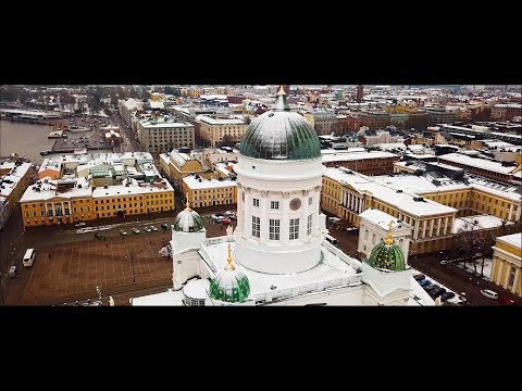 Helsinki 4K video