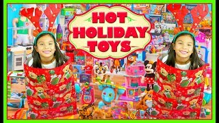 Best Top Christmas Toys To See For Girls And Boys 2017 Holiday Toy Showcase New Kids Toys