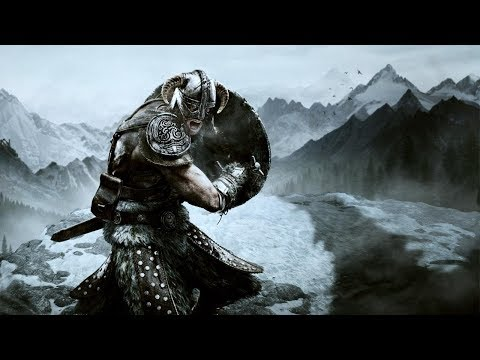 15 Minutes of Skyrim VR Gameplay (Bethesda) - PSVR with PS Move