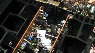 sansui au 717 integrated amplifier repaired and restored hernandez