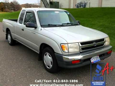2000 Toyota Tacoma Xtracab 5 Speed Clean Nice Running Truck Eden Prairie Minnesota