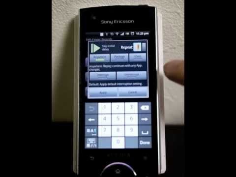 auto touch no root full apk