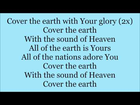 JFGC Cover the Earth - Instrumental with Lyrics
