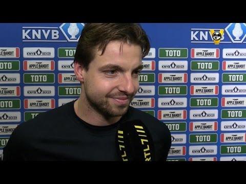 """Matchwinner Krul: """"Ik zei tegen Barto dat ik"""