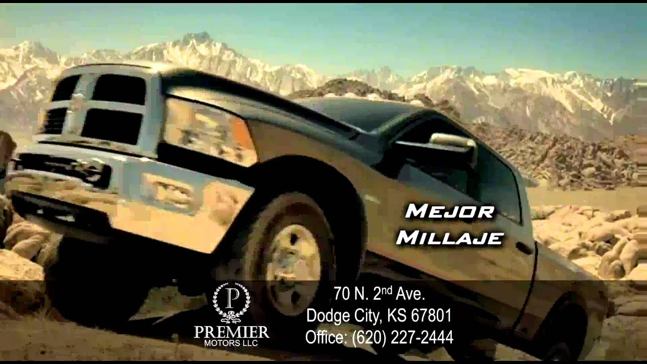 premier motors dodge city ks youtube