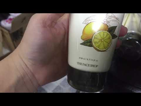 Sữa rửa mặt trái cây The Face Shop 170 ml