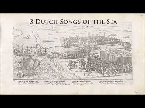 3 Dutch Songs of the Sea