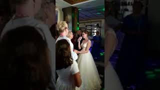 Песня маме и бабушке на свадьбе