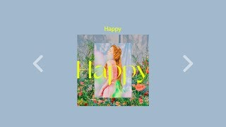 Gambar cover PLAYLIST | Happy With TAEYEON 태연 | made by S♡NE