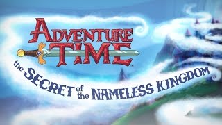 Adventure Time SONK - PS3/X360/3DS - The Secret of the Nameless Kingdom (Announcement Trailer)