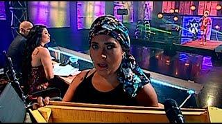 'Christina Aguilera' dejó con la 'boca abierta' a todos en Yo Soy