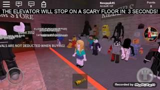 Elevator Horror (ROBLOX)