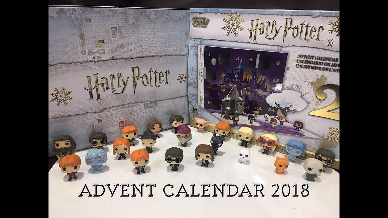 harry potter advent calendar gamestop exclusive unboxing. Black Bedroom Furniture Sets. Home Design Ideas