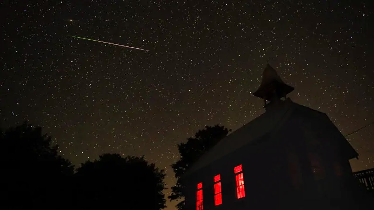 The Perseid meteor shower of 2020 peaks tonight! Here's how to ...