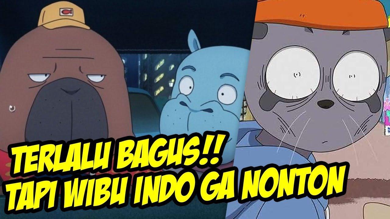 Odd Taxi, Anime Bagus Tapi Dikit Yang Nonton - #WibuLokal