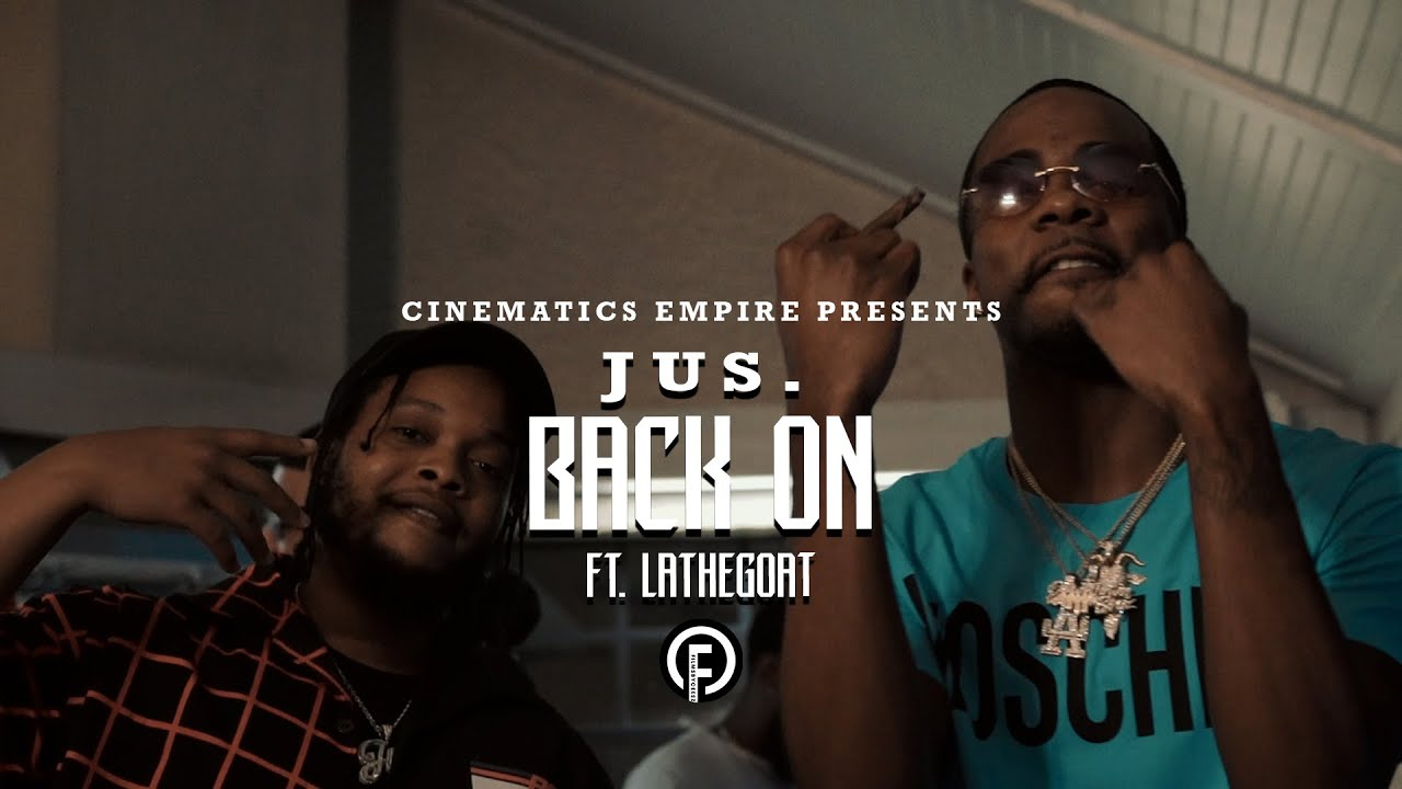 Download Jus. - Back On ft. LATheGoat (Official Video)