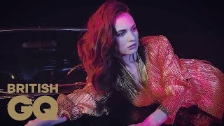 lily james on downton abbey film rumours cinderella and men in latex british gq