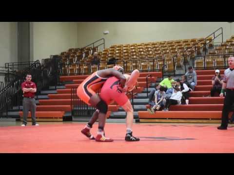 Labette vs. Neosho County Wrestling: January 4, 2017