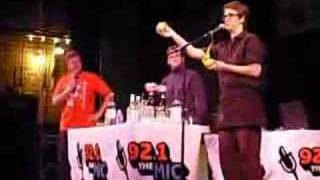 Rachel Maddow Makes A Gin Sling For Susan