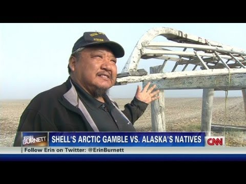 Arctic oil vs. Alaska's natives