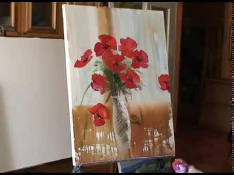 Видеоуроки живописи от Игоря Жданова