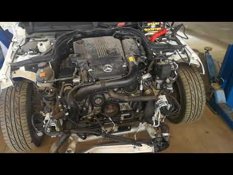 Mercedes-Benz MB M271.860 Engine LOW Mileage 14K KM For Sale