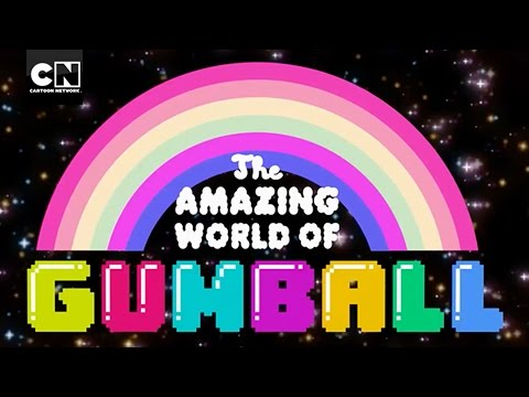 The Amazing World of Gumball | Theme Song | Cartoon Network