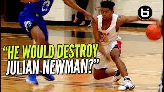 """HE WOULD GIVE JULIAN NEWMAN THAT WORK?"" Bryce Cook Ballislife Highlights!"