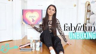 FabFitFun FALL 2019 UNBOXING !!!