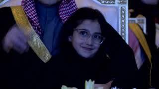 حفل تخرج الدفعتين الثانية عشر والثالثة عشر من طلبة الجامعة العربية المفتوحة