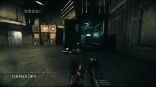 The Chronicles of Riddick: Assault on Dark Athena - gameplay