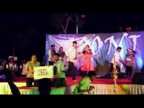 "Retro Theme Dance: ""Shades of Bollywood"" || GOONJ 2017"