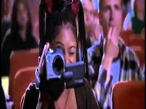 The Stereotypical Black Woman in a Theater