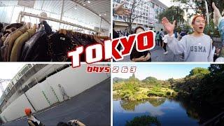 2 Days of Tokyo: Photoshoots, Arcades, & Nature