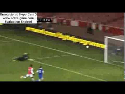 Chuba Akpom - Goal vs Everton (FA Youth Cup)