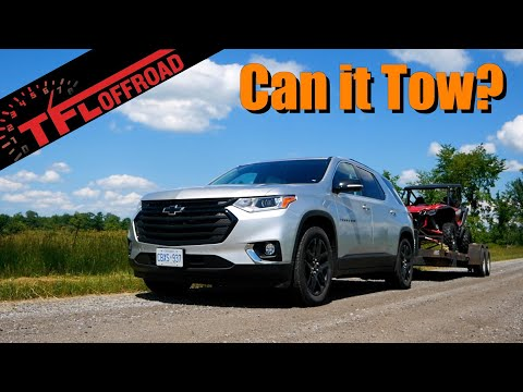 Is The 2019 Chevy Traverse A Good Tow Vehicle?
