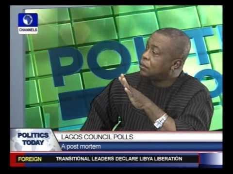 Lagos Council Polls:A post mortem pt.4