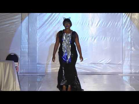 African International Fashion Week 2016 (Plus Size Models )