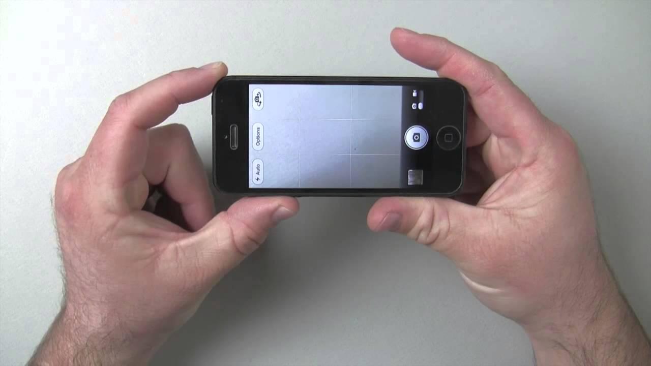 huge discount 43506 2a53d iPhone 5 - Debris Under The Camera Lens