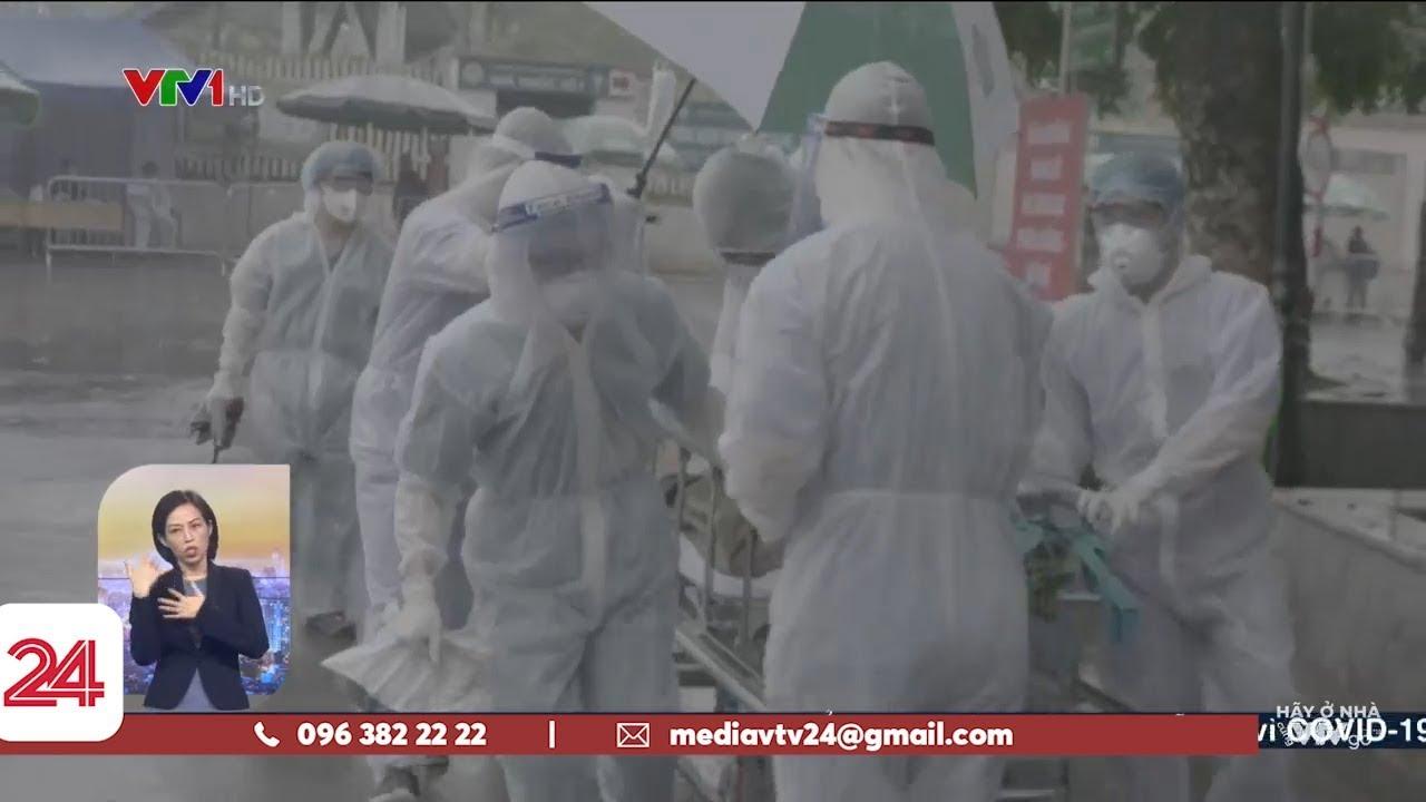Bệnh viện Bạch Mai những ngày cách ly   VTV24
