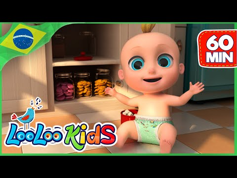 Joaozinho Joazinho Sim Papai Musica Infantil Looloo Kids