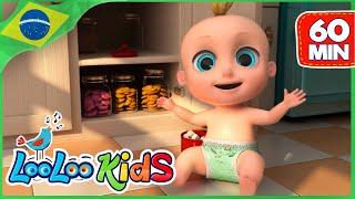 Joãozinho, Joãzinho, Sim, Papai - Músicas Para Crianças - LooLoo Kids Português