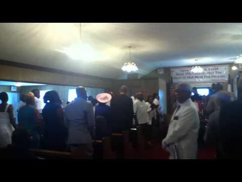 2013 Pastor Anniversary ~ Mount Vernon Baptist Church, Iron Station, NC