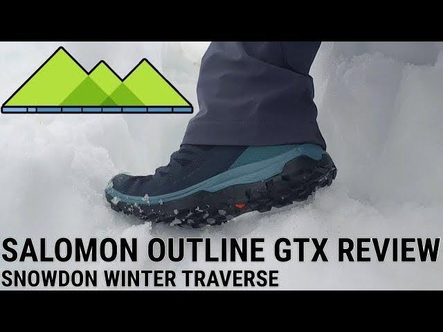 salomon outline mid gtx reviews espa�a