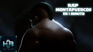 MONTAPUERCOS en 1 minuto | RAP Español | CLASH ROYALE | CLASH OF CLANS | Hat Black Game